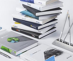 Kalendarze książkowe indywidualne